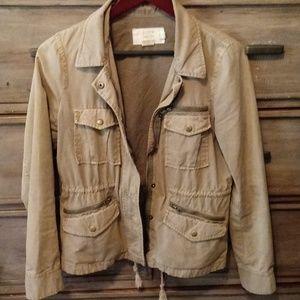 J. Crew Classic Twill Chino Jacket